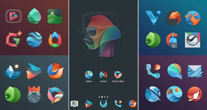 15 best premium Icon packs for your Android device - Phoneweek