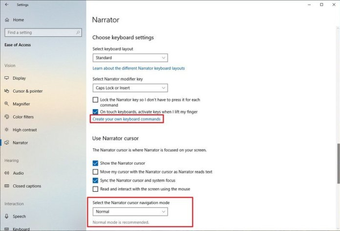 What's new with the Settings app for the Windows 10 May 2019