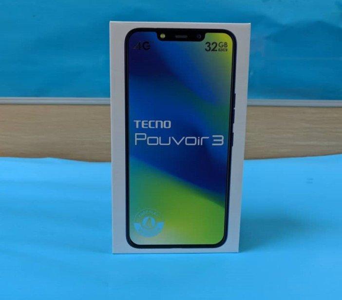 TECNO Pouvoir 3 pack