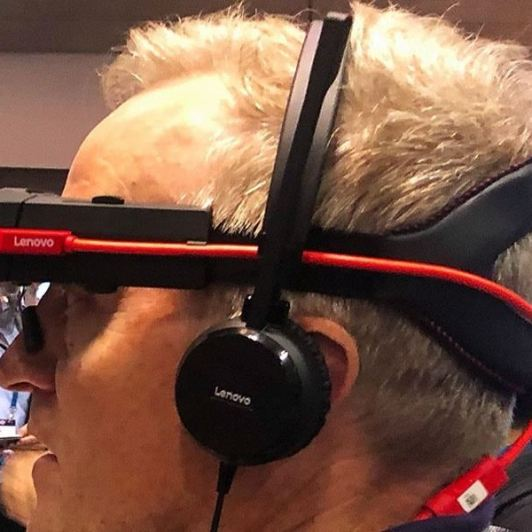 Market Reality: Lenovo Misses the Mark, Vuzix Targets Security Market, & 8th Wall & Blippar Capitalize Web-Based AR