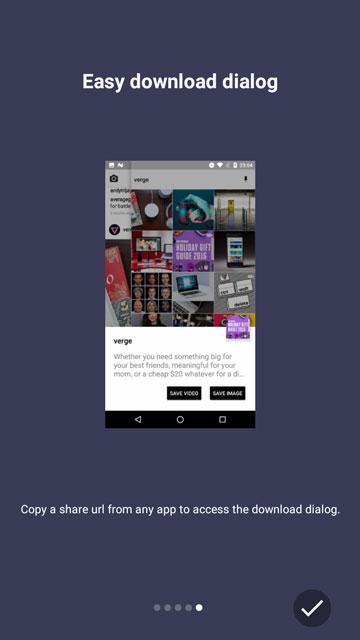 Inst Downloader for Instagram photos