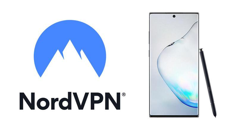 Win a Samsung Galaxy Note 10 with NordVPN - Phoneweek