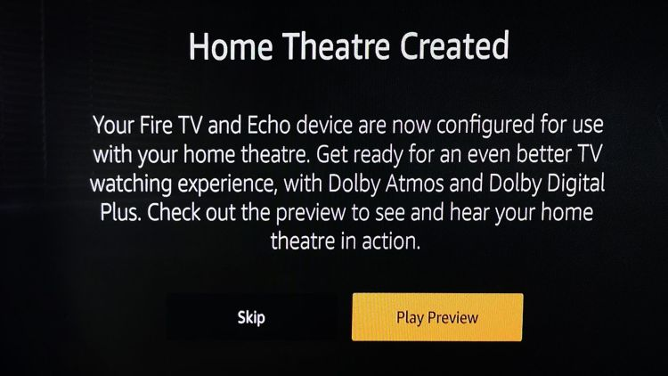 How to play audio from your Fire TV on your Amazon Echo