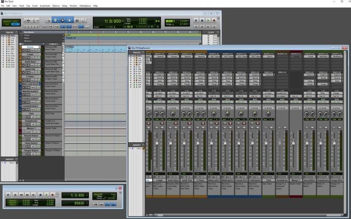 Edit/Mix