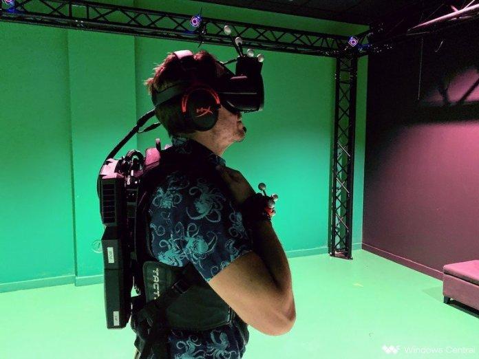 Sandbox VR hardware