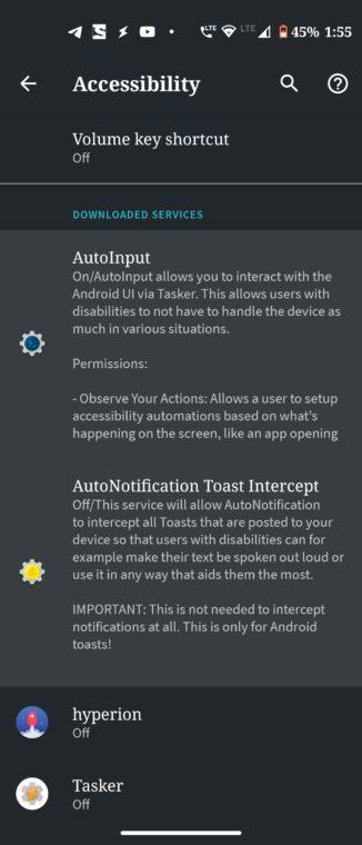 plugins permissions