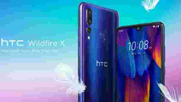 HTC Wildefire X