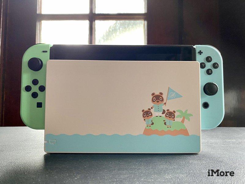 Animal Crossing New Horizons Switch Docked