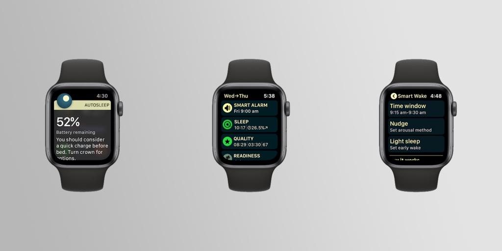 set alarm on apple watch