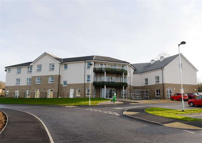 Castlehill Care Home is to start using the new app from next month.