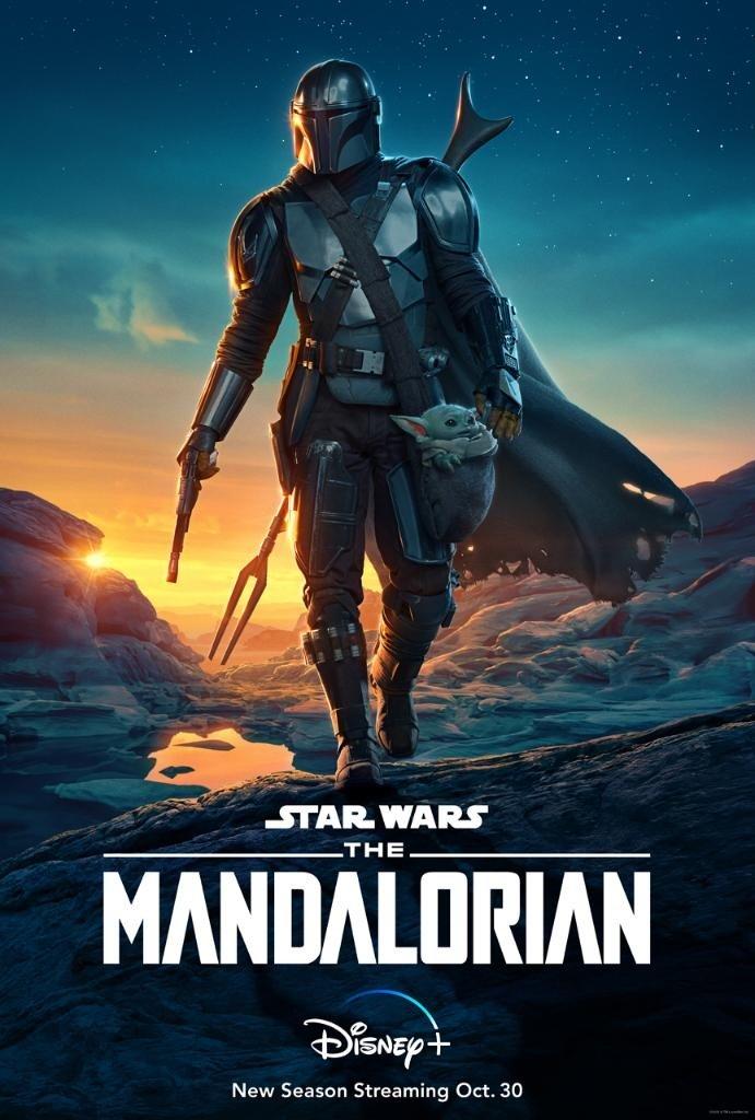 Mandalorian Poster Season