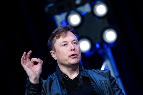 Elon Musk. Photo: AFP