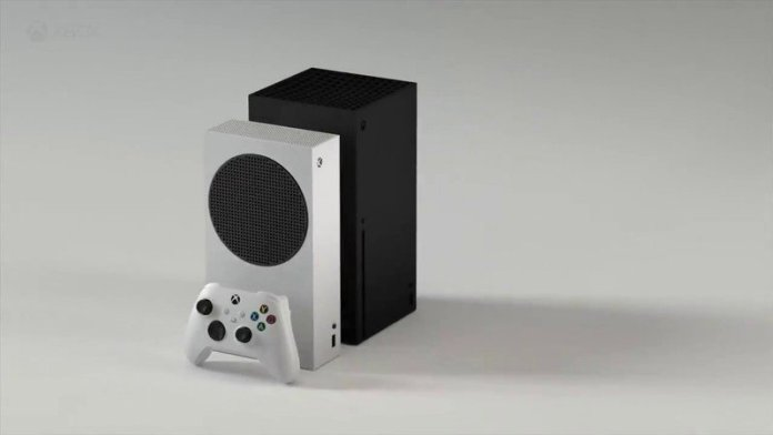 Xbox Series S And X Together