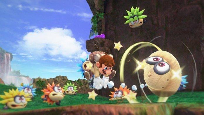Super Mario Odyssey Switch Screenshot