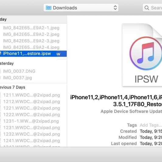 How to Downgrade iOS 14 Back to iOS 13.7 on Your iPhone Using Finder or iTunes