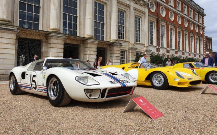 Hampton Court Concours of elegance