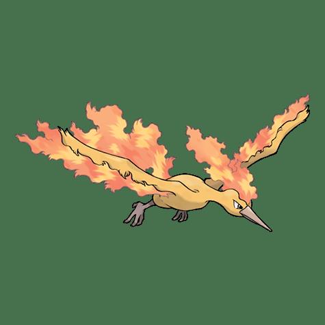 Pokemon 146 Moltres