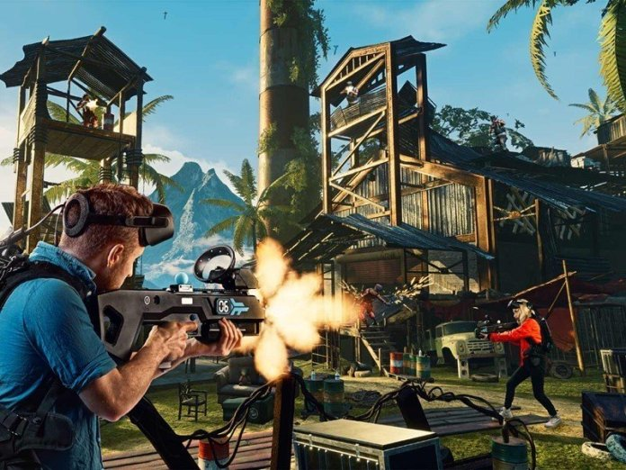 Far Cry Vr Combat