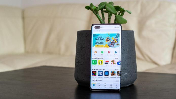 Honor 30 Pro+ Huawei App Gallery
