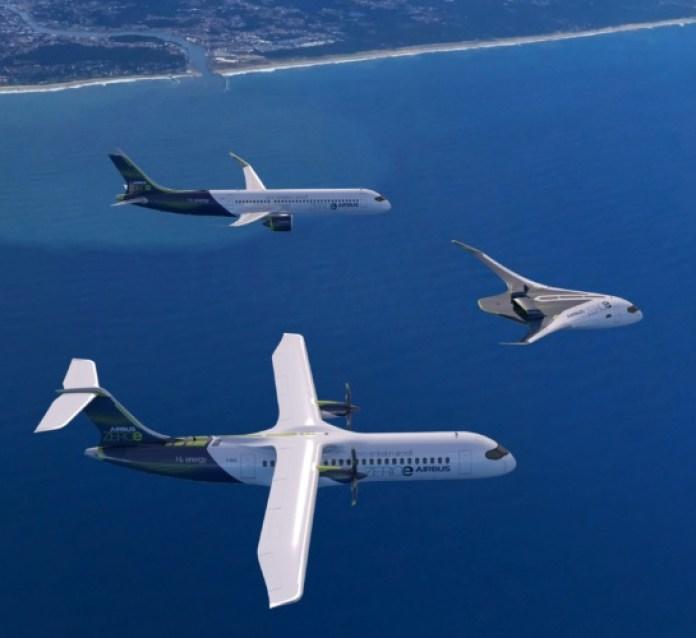 hydrogen flight