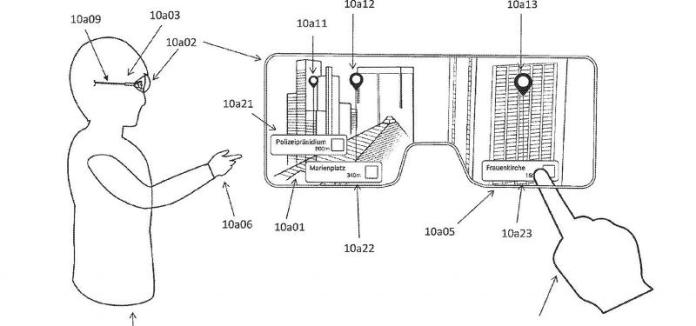 Apple AR glasses release date rumours, features & patent news: Patent