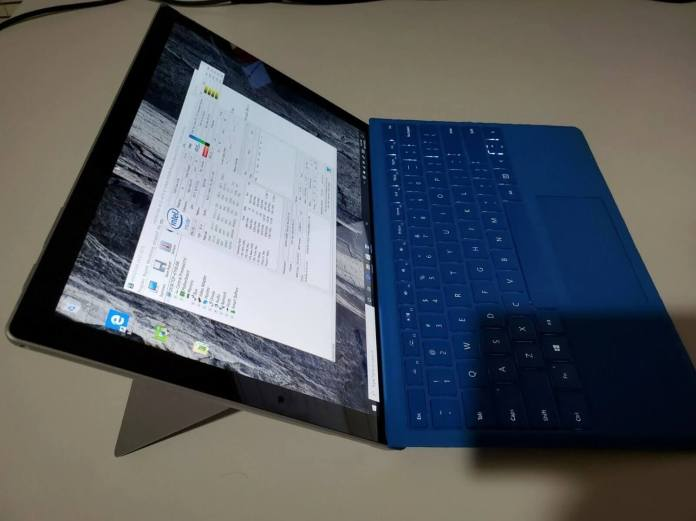 Surface Pro 8 design