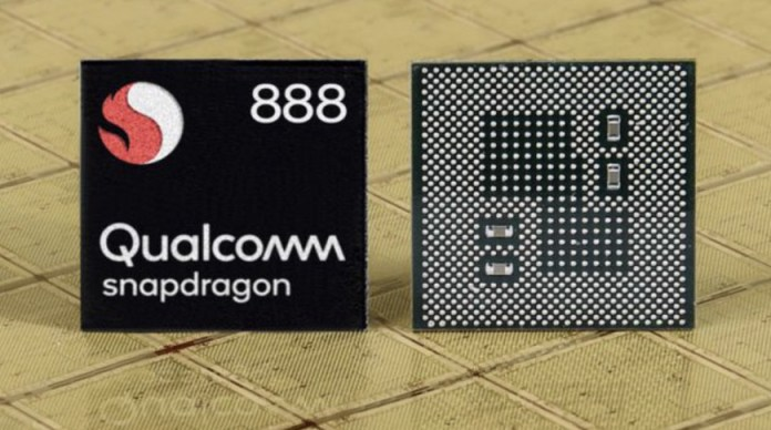 The Qualcomm Snapdragon 888 SoC