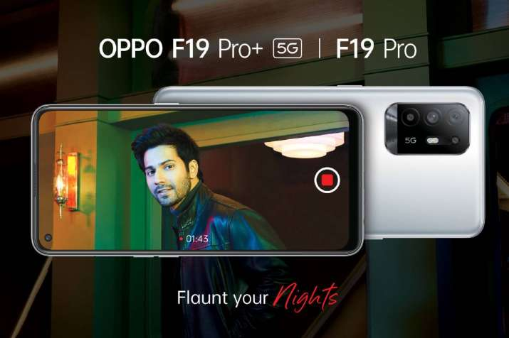 Oppo India is all set to introduce yet another smartphone, the Oppo F19 Pro+ 5G.