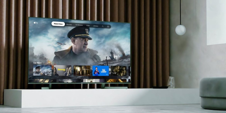 Apple TV app on Sony TVs