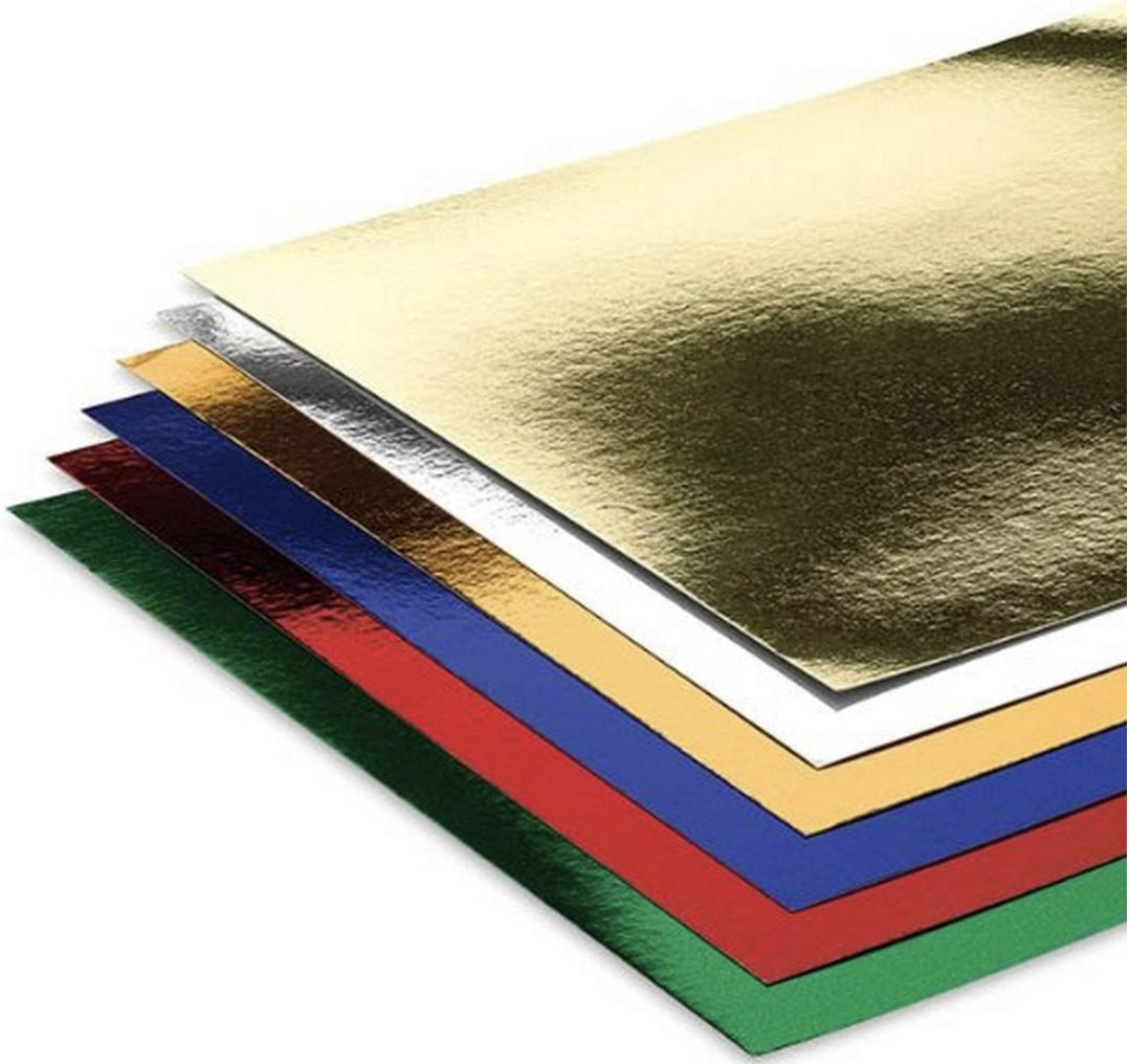 Hygloss Products Mirror Board Sheets