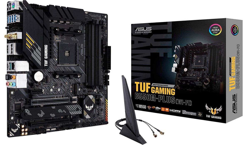 ASUS TUF Gaming B550M-Plus