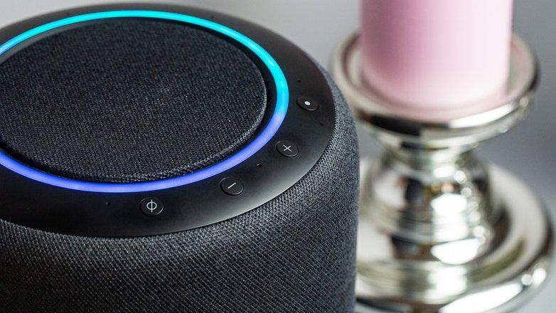 AndroidPIT amazon echo studio buttons