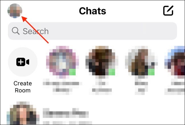 Facebook Messenger Profile