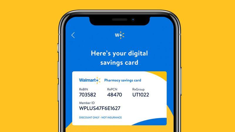 Digital Pharmacy Savings Card