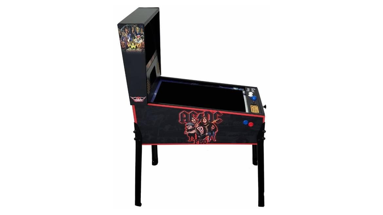 GameRoomSolutions Virtual Pinball medium cabinet kit assembled
