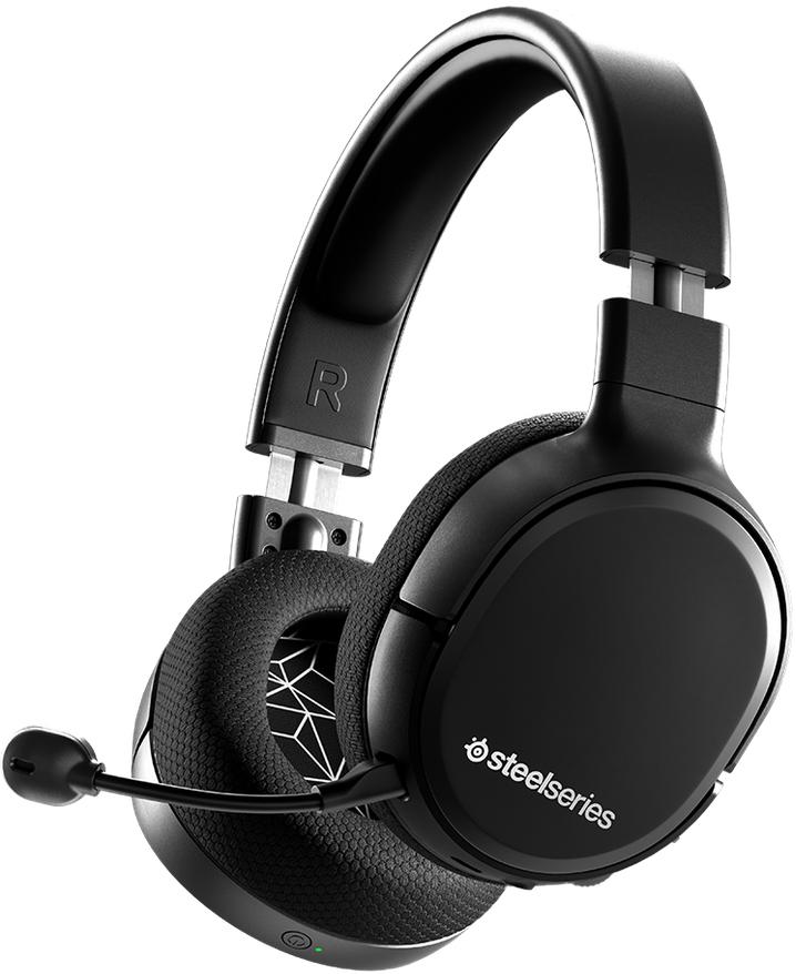 Steelseries wireless headphone Switch