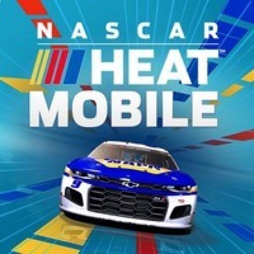 Nascar Heat Mobile App Icon