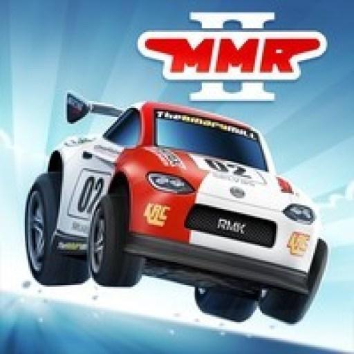 Mini Motor Racing App Icon