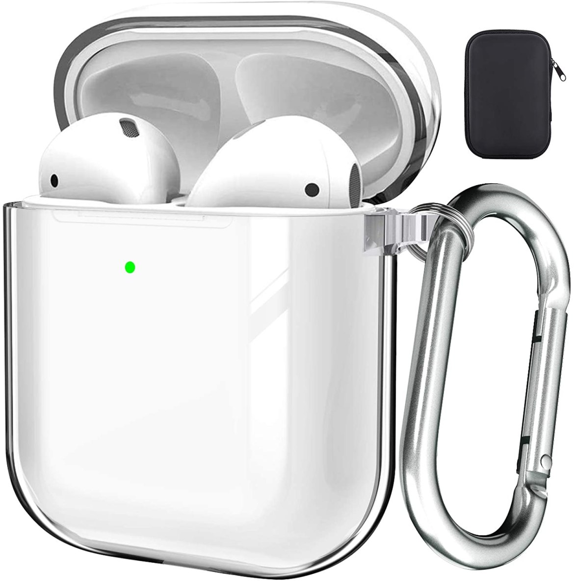 Valkit Airpods Clear Case