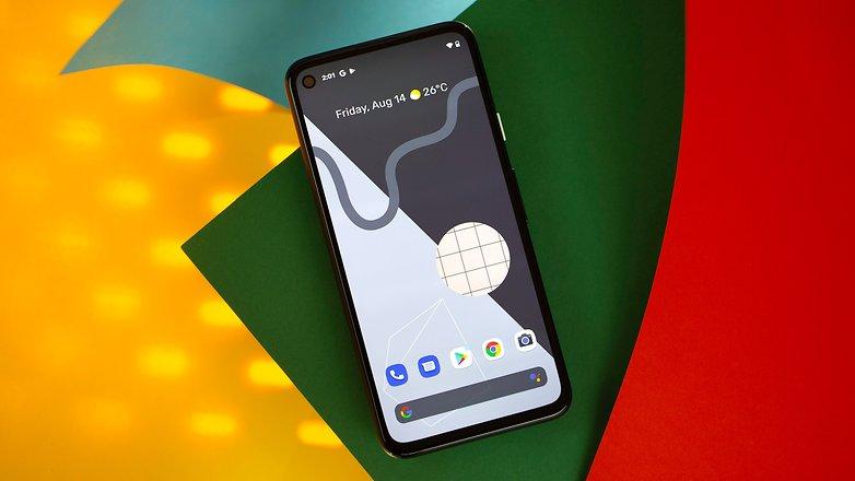 NextPit Google Pixel 4a front