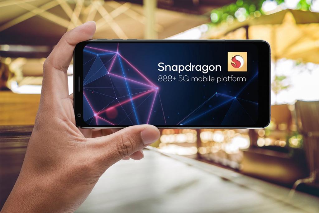 Qualcomm's Snapdragon 888 Plus 5G Mobile platform has beefed up AI capabilities.