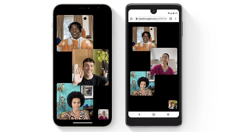 apple ios 15 facetime android ios