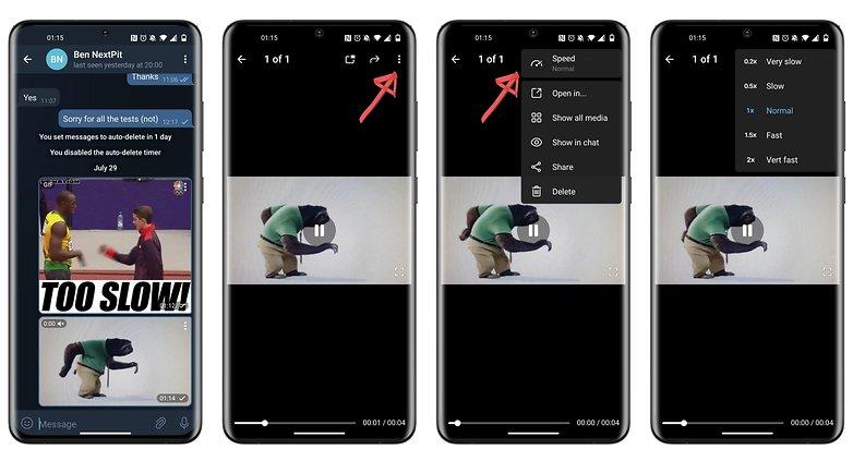 telegram beta 7 9 0 new feature video speed