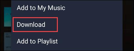 "select ""download"""