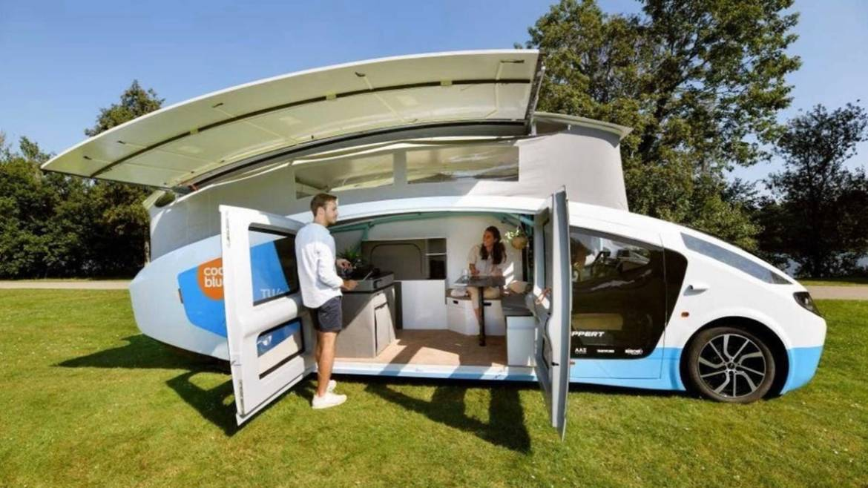 Stella Vita world's first full solar camper