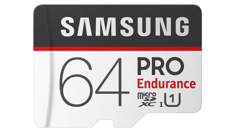 Samsung Pro Endurance microSD card