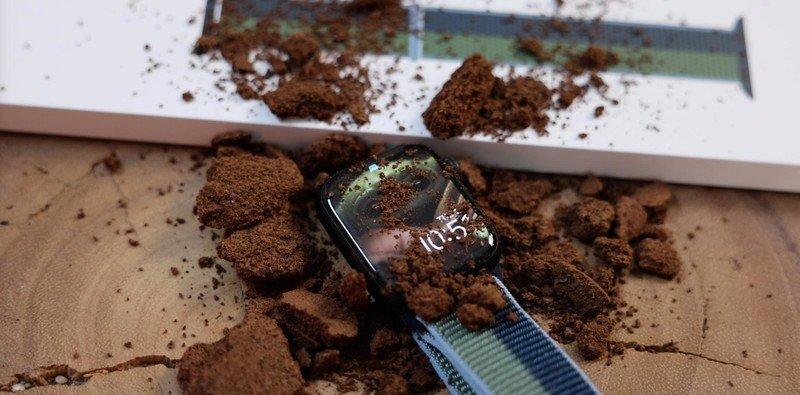 Apple Watch Series 7 Dust Resistance