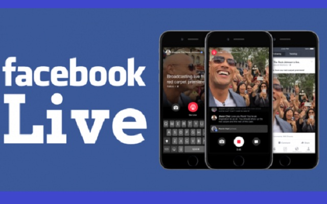 Facebook Introduces Live Video Streaming - PhoneWorld