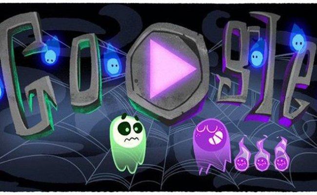 Google Celebrates Halloween 2018 With Doodle Game Phoneworld
