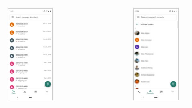 Google Voice For Android Gets Updated With Material Theme